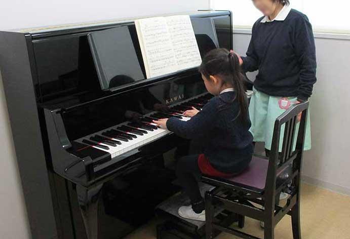 ピアノ教室&ヴァイオリン教室